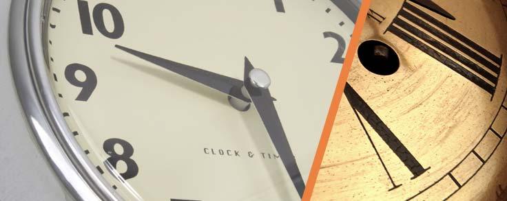 Qual a nossa relação com o tempo?