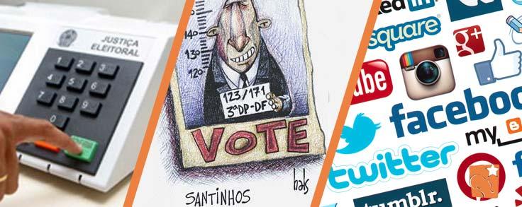 A cada eleição devemos tomar mais cuidado com a informação que recebemos