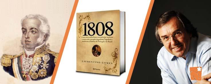 Laurentino Gomes mostra que é bacana estudar História